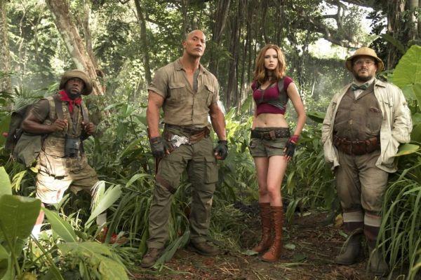 Jumanji - Vár a dzsungel - jelenet a filmből