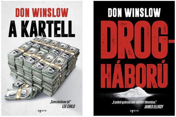 Don Winslow: A kartell és a Drogháború borítója