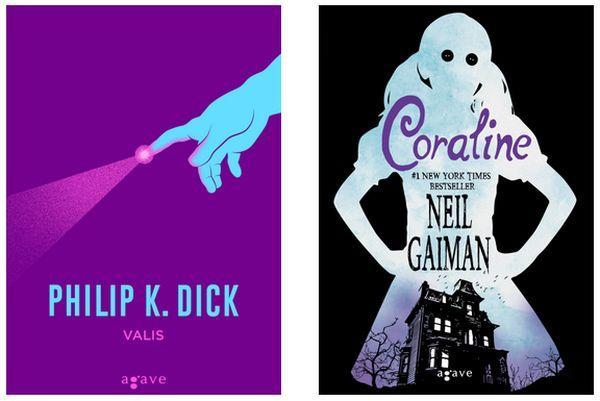 Philip K. Dick - Valis és Neil Gaiman - Coraline
