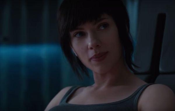 Scarlett Johansson: Páncélba zárt szellem