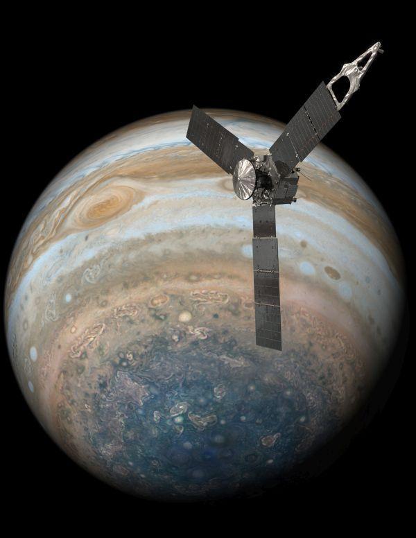 Jupiter, NASA/JPL-Caltech