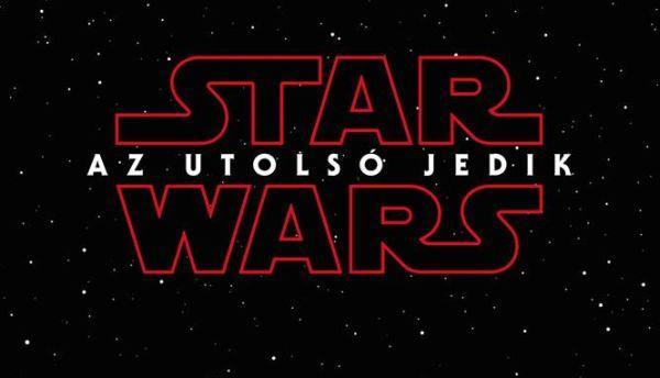 Star Wars VIII: Az utolsó Jedik