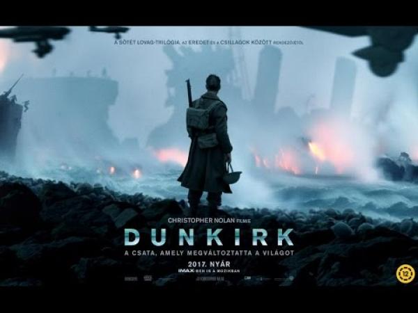 Embedded thumbnail for Dunkirk - Szinkronos előzetes