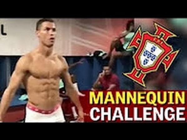 Embedded thumbnail for Cristiano Ronaldo és a portugál válogatott is beszállt az őrületbe