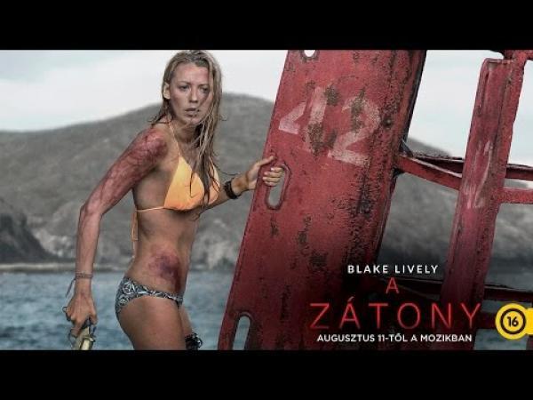 Embedded thumbnail for A zátony - Blake Lively megérkezik a titkos strandra