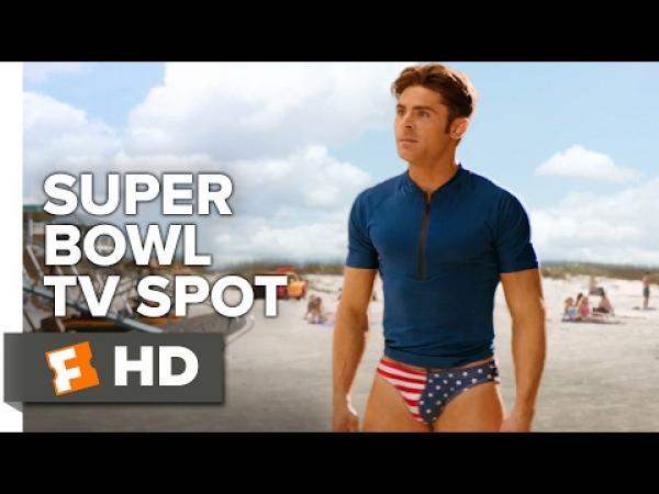Embedded thumbnail for Baywatch előzetes a Super Bowl döntőben