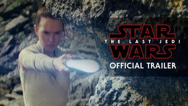 Embedded thumbnail for Izgalmas történettel kecsegtet a Star Wars: Az utolsó Jedi