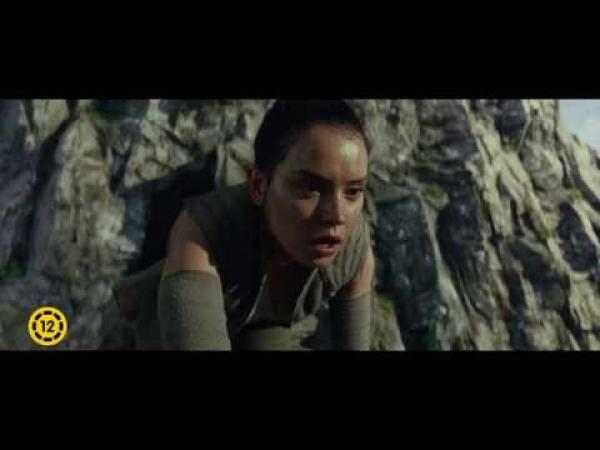 Embedded thumbnail for Szinkronos Star Wars: Az utolsó Jedik előzetes