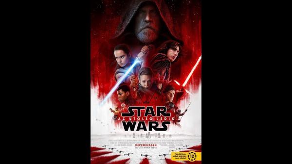 Embedded thumbnail for Star Wars: Az utolsó Jedik - Újabb szinkronos előzetes
