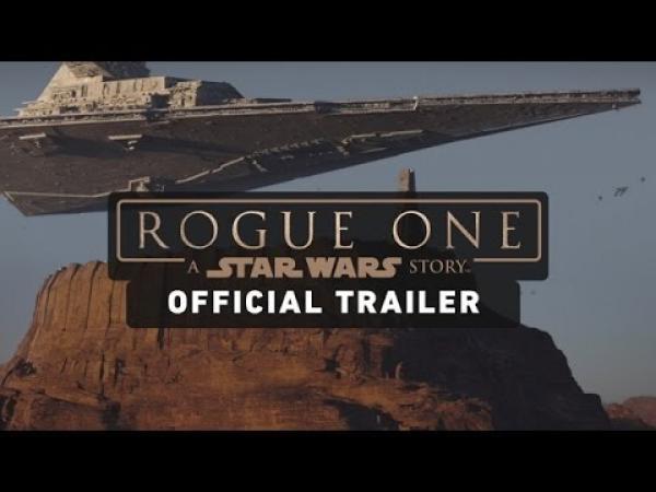 Embedded thumbnail for Star Wars: Zsivány egyes előzetes