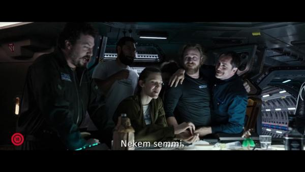 Embedded thumbnail for Alien: Covenant - prológus