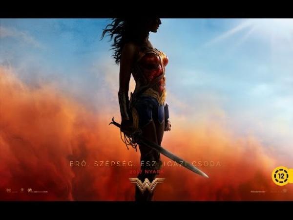 Embedded thumbnail for Wonder Woman szinkronos előzetes